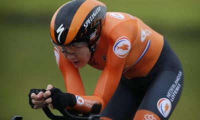 Championnats d'Europe 2020 - Contre-la-montre femmes : Anna van der Breggen titrée