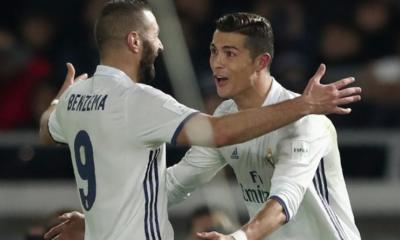 Cristiano Ronaldo et Karim Benzema, héros déchus