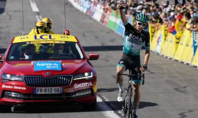 Critérium du Dauphiné 2020 : Lennard Kämna s'adjuge la 4ème étape à Megève