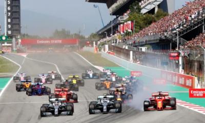 F1 - Grand Prix d'Espagne : le programme TV complet