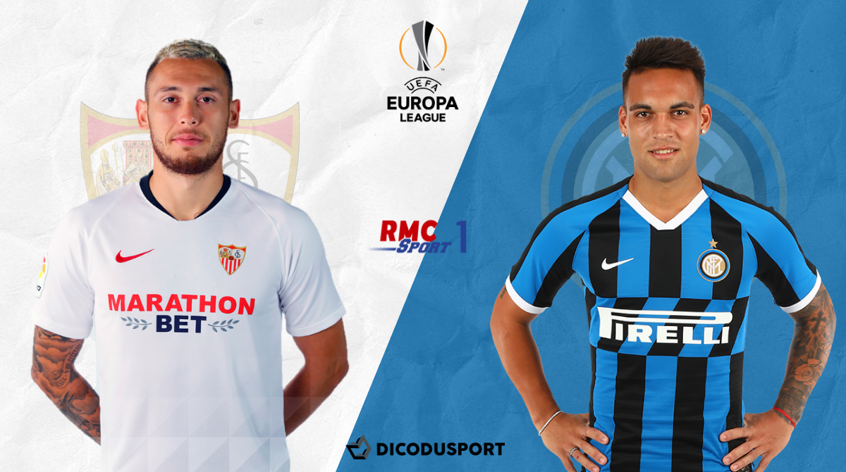Football - Ligue Europa : notre pronostic pour FC Séville - Inter Milan