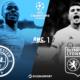 Football - Ligue des Champions : notre pronostic pour Manchester City - Lyon
