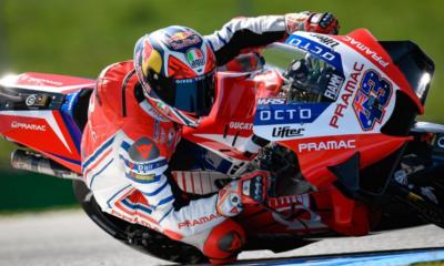 Grand Prix d'Autriche - FP2 - Le meilleur temps pour Jack Miller