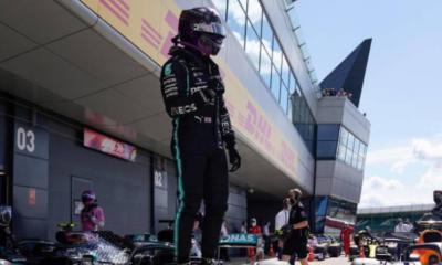 Grand Prix de Grande-Bretagne : Lewis Hamilton s'impose sans trembler