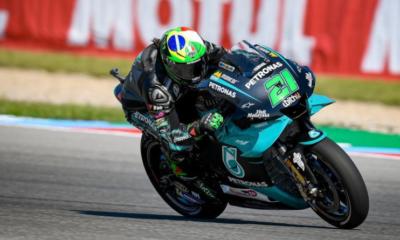 Grand Prix de République Tchèque - FP3 : Morbidelli meilleur temps devant Zarco et Quartararo