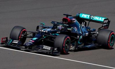 Grand Prix du 70ème anniversaire - Essais libres 2 : Meilleur temps pour Lewis Hamilton