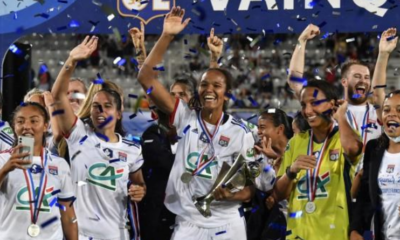 L'OL bat le PSG et s'adjuge une 9ème Coupe de France féminine