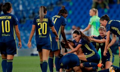 L'OL féminin domine Wolfsburg et remporte une 7ème Ligue des Champions