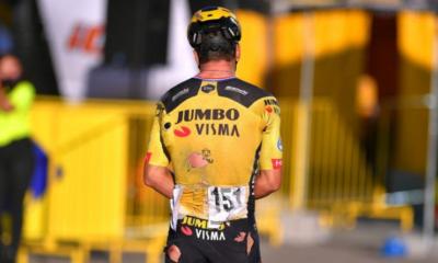 Les premiers mots de Dylan Groenewegen après la chute de 1ère étape du Tour de Pologne