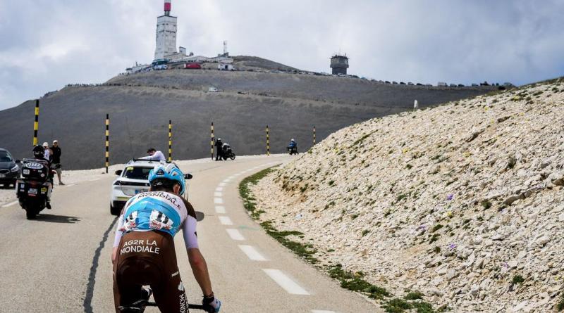Mont Ventoux Dénivelé Challenge 2020 - Le profil de la course