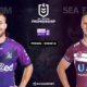 NRL : notre pronostic pour Melbourne Storm - Manly Sea Eagles