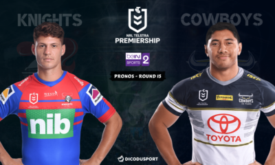 NRL - Notre pronostic pour Newcastle Knights - North Queensland Cowboys