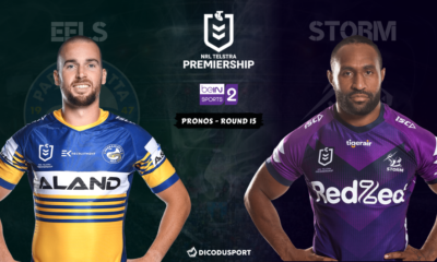 NRL : notre pronostic pour Parramatta Eels - Melbourne Storm