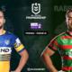 NRL : notre pronostic pour Parramatta Eels - South Sydney Rabbitohs