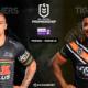 NRL - Notre pronostic pour Penrith Panthers - Wests Tigers