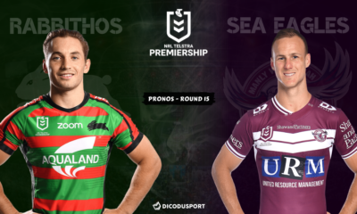 NRL : notre pronostic pour South Sydney Rabbitohs - Manly Sea Eagles