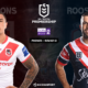 NRL : notre pronostic pour St. George Illawarra Dragons - Sydney Roosters