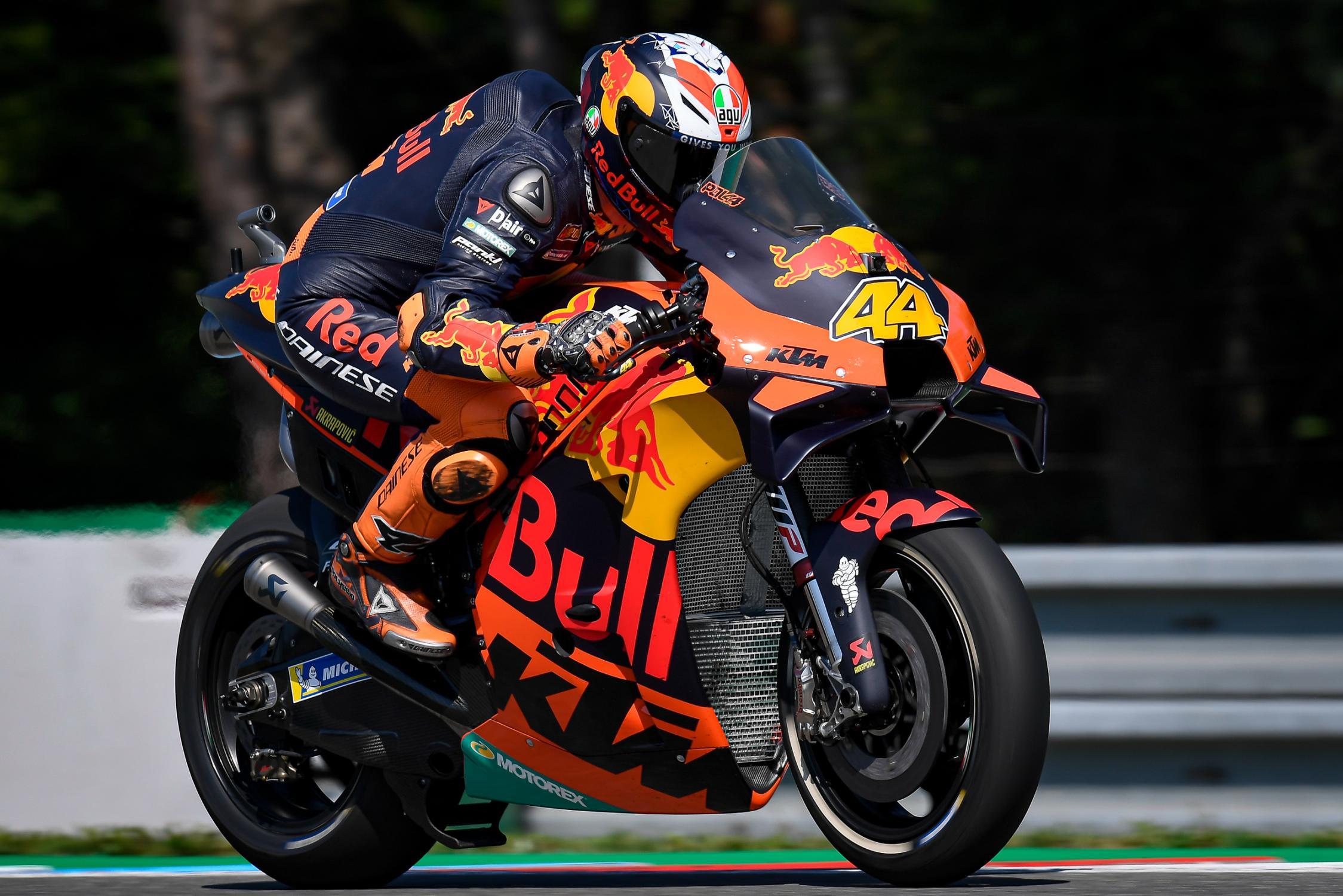 Vinales termine en pole, Quartararo s'élancera de la troisième place — MotoGP d'Autriche