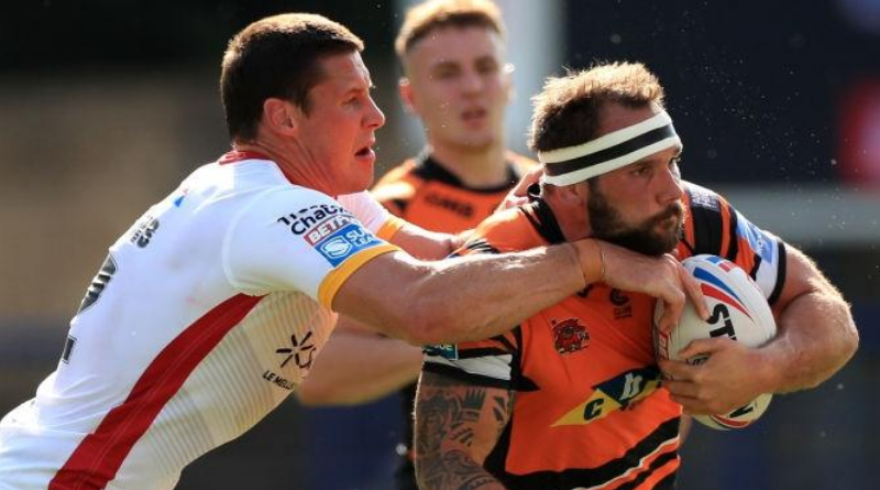 Super League : Les Dragons Catalans en démonstration face à Castleford