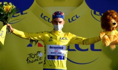 Tour de France 2020 : Jusqu'où Julian Alaphilippe peut-il conserver son maillot jaune ?
