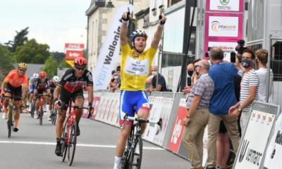 Tour de Wallonie - Vainqueur de la dernière étape, Arnaud Démare remporte le général