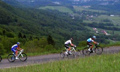 Tour de l'Ain 2020 - Le profil des étapes