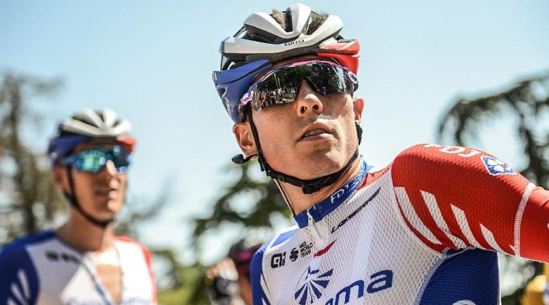 Luca Wackermann s'impose en costaud sur la première étape — Tour du Limousin