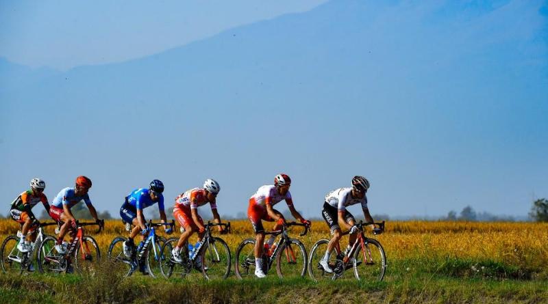 Tour du Piémont 2020 - Le profil de la course