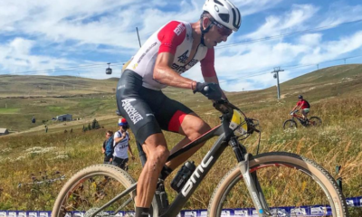 VTT - Jordan Sarrou champion de France en cross-country