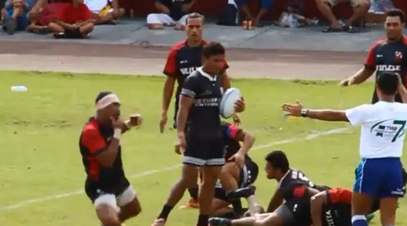 [Vidéo] Les plus belles (ou pas) simulations du rugby