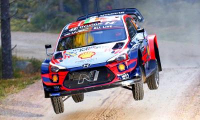 WRC : la Belgique accueillera son premier rallye fin 2020