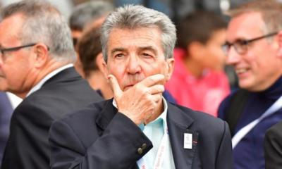 André Giraud brigue un 2ème mandat à la tête de la Fédération Française d'Athlétisme