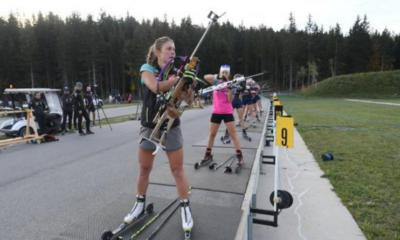 Biathlon : Dernier stage pour les Bleus avant les championnats de France