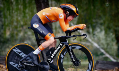Championnats du monde 2020 - Contre-la-montre femmes - Anna van der Breggen sacrée