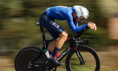 Championnats du monde 2020 - Contre-la-montre hommes : Filippo Ganna titré