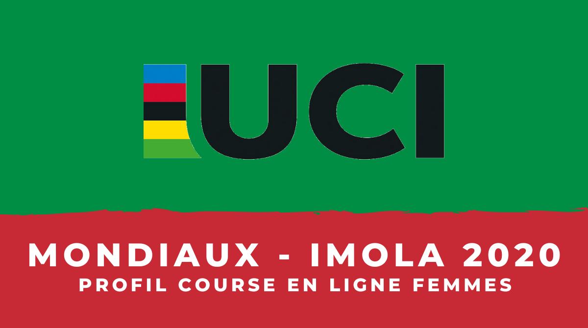 Championnats du monde 2020 : Le profil de la course en ligne femmes