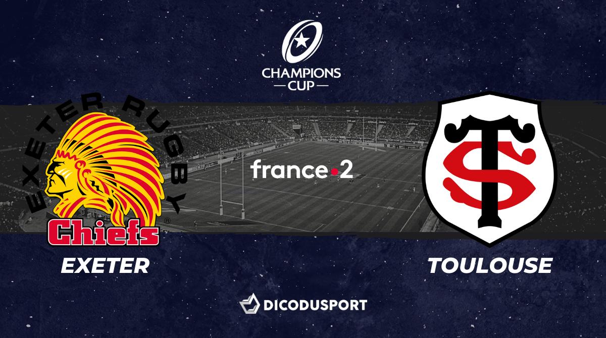 Champions Cup : Notre pronostic pour Exeter Chiefs - Stade Toulousain