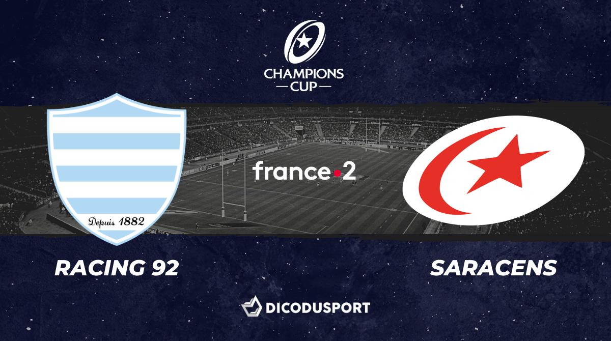 Champions Cup : Notre pronostic pour Racing 92 - Saracens