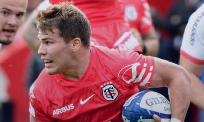 Champions Cup : Sans pitié pour l'Ulster, Toulouse se hisse en demies