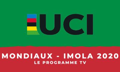 Cyclisme – Championnats du monde 2020 - Le programme TV complet
