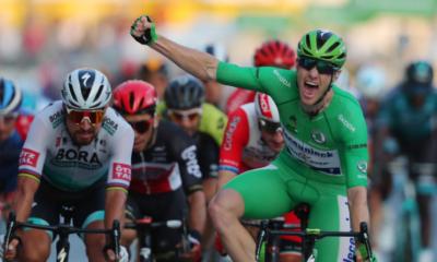 Cyclisme - Tour de France 2020 - Sam Bennett remporte la 21ème étape, Tadej Pogacar sacré