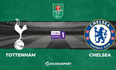Football - Carabao Cup - Notre pronostic pour Tottenham - Chelsea