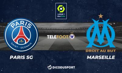 Football - Ligue 1 : notre pronostic pour PSG - Marseille