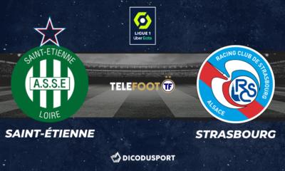 Football - Ligue 1 : notre pronostic pour Saint-Étienne - Strasbourg