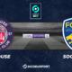 Football - Ligue 2 : notre pronostic pour Toulouse - Sochaux