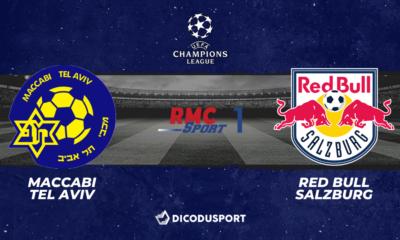 Football - Ligue des Champions : notre pronostic pour Maccabi Tel-Aviv - Red Bull Salzbourg