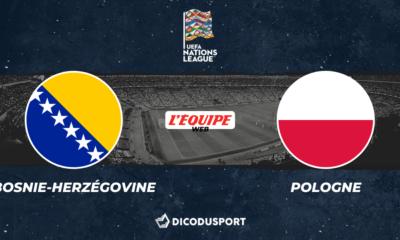 Football - Ligue des Nations : notre pronostic pour Bosnie-Herzégovine - Pologne