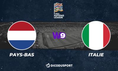 Football - Ligue des Nations - Notre pronostic pour Pays-Bas - Italie