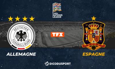 Football - Ligue des Nations : notre pronostic pour Allemagne - Espagne