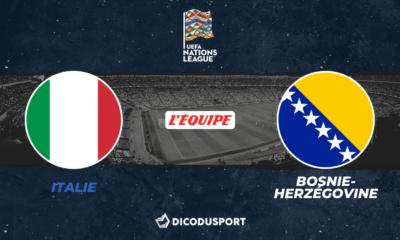 Football - Ligue des Nations notre pronostic pour Italie - Bosnie-Herzégovine